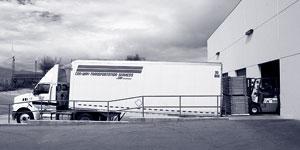 Okono Warehouse Location for Steel Barrier Pickup